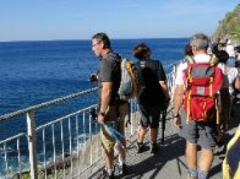 Hiking in Liguria