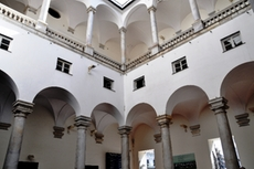 Inside of Palazzo Ducale