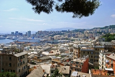 Genoa - European Capital of Culture and port city