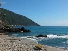 Entspannung am Meer in Camogli