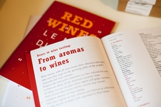 From aromas to wines - a lesson about wines